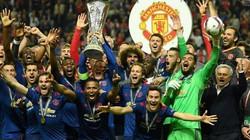 Những kỷ lục được M.U thiết lập sau chức vô địch Europa League