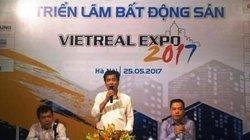 """Hàng loạt ông lớn """"khoe hàng"""" tại Triển lãm BĐS Việt Nam 2017"""