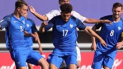 """U20 Pháp dội """"mưa bàn thắng"""" vào lưới U20 Việt Nam"""
