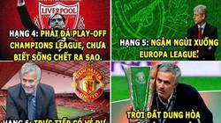"""ẢNH CHẾ (25.5): Wenger """"cay cú"""" Mourinho, M.U """"vô đối"""""""