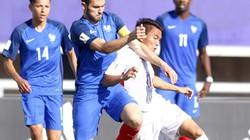 HLV U20 Pháp so sánh U20 Việt Nam và U20 Honduras
