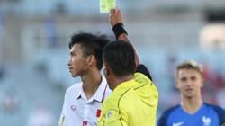 Trọng tài bắt trận U20 Việt Nam vs U20 Pháp bị lên án