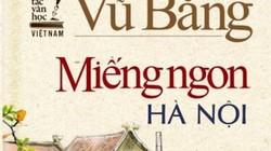 """Xử phạt nặng các bên liên quan đến cuốn """"Miếng ngon Hà Nội"""""""