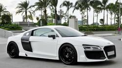 Dân chơi Việt đại hạ giá siêu xe Audi R8 chỉ 3,3 tỷ đồng