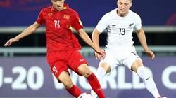 Lộ diện đội hình U20 Việt Nam đấu U20 Honduras
