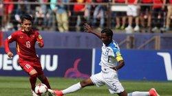 Chơi áp đảo nhưng vẫn thua, U20 Việt Nam chia tay World Cup