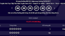 Nóng nhất tuần: Giải Vietlott hơn 112 tỷ đã có chủ