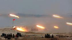 Mỹ bắt đầu tập bắn hạ vũ khí hạt nhân Triều Tiên