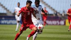 Chuyên gia nói gì sau khi U20 Việt Nam thua trắng U20 Honduras?
