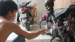 """Chủ vựa dừa ở TP.HCM bị nhóm đối tượng ném """"bom xăng"""", đốt xe máy"""