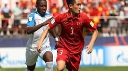 U20 Việt Nam lập kỷ lục buồn ở vòng bảng U20 World Cup