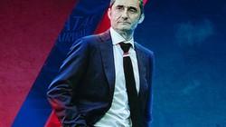 Barcelona chính thức bổ nhiệm Valverde làm HLV mới