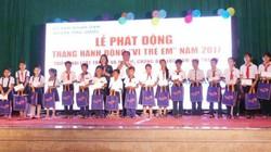 Công ty CP Masan PQ đồng hành cùng chương trình ASXH huyện Phú Quốc
