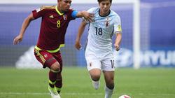Thua U20 Venezuela sau 120 phút, U20 Nhật Bản bị loại