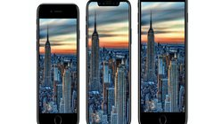 Lộ thông tin kích thước iPhone 8