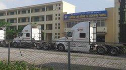 Hải Phòng: Biến hành lang quốc lộ 5 thành bãi đỗ xe đầu kéo