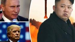 Ông Trump bất ngờ trừng phạt các công ty Nga hỗ trợ Triều Tiên