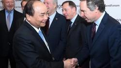Thủ tướng thấy nhiều mặt hàng Việt Nam có lợi thế tại Hoa Kỳ