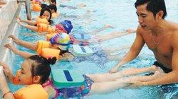 9 quy tắc để trẻ an toàn ở bể bơi ngày nắng nóng