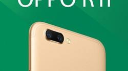 Oppo R11 đạt điểm hiệu năng cao, camera kép 20MP mặt sau