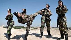 """Lò luyện 4.000 nữ ninja """"lấy mạng người dễ như bỡn"""" ở Iran"""