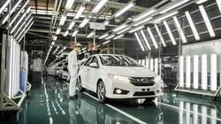 Honda Việt Nam bán ra hơn 12.000 ô tô trong năm tài chính 2017