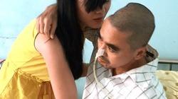 Thực hư tin vợ Nguyễn Hoàng ôm con bỏ đi khi chồng thoi thóp bệnh tật