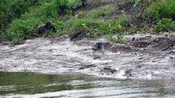 Phát hiện xác người không mặc áo trên sông Sài Gòn