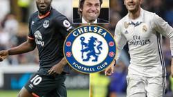 Top 10 ngôi sao có thể gia nhập Chelsea trong Hè 2017