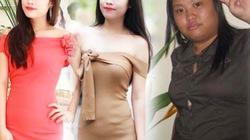 """Giảm 41kg nhờ """"đi, nhảy, lắc"""", 9X Nam Định hóa """"thiên nga"""""""
