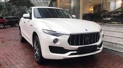 Maserati Levante S về Việt Nam giá 6 tỷ đồng