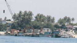 Xử lý chất thải XD trên đảo Lý Sơn: Chở sang đảo Lớn để tận dụng