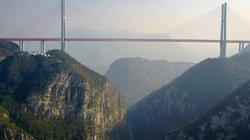 Cơn sốt xây hàng nghìn cây cầu cao, bất chấp nợ nhiều ở Trung Quốc