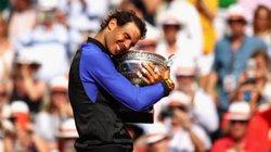 """Nadal nghiền nát Wawrinka, hoàn tất giấc mơ """"La Decima"""""""