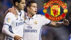 """ĐIỂM TIN SÁNG (12.6): M.U """"nổ 3 bom tấn"""" liên tiếp từ Real Madrid"""