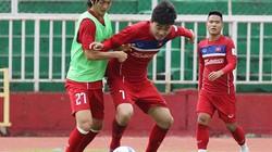 ĐT Việt Nam dùng đội hình nào để tiếp Jordan?