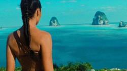 Thì ra đây là cách tạo ra hòn đảo đẹp ngất ngây trong Wonder Woman