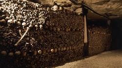 2 thiếu niên Pháp lạc 3 ngày dưới hầm mộ có 6 triệu hài cốt