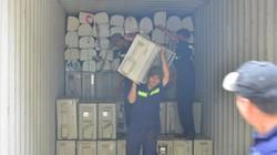 """3 container chứa """"rác thải"""" được nhập từ nước ngoài về Việt Nam"""
