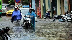 Mưa lớn kéo dài, miền Bắc nguy cơ ngập lụt nhiều nơi