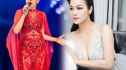 Lệ Quyên diện thấu da, Nhật Kim Anh mặc xẻ bạo nhất tuần
