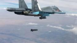 """Nga dội mưa bom diệt gọn """"Hội đồng quân sự"""" và 330 chiến binh IS"""