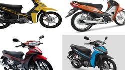 Top 10 xe số bình dân cho người Việt nửa đầu 2017 (P1)