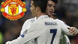 ĐIỂM TIN TỐI (17.6): Real đồng ý bán Morata và Ronaldo cho M.U
