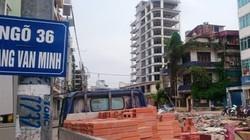 """Cận cảnh kênh Kẻ Khế gây """"khó khăn về nhà ở"""" cho ông Hà Hùng Cường"""