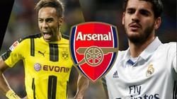 Top 10 ngôi sao có thể gia nhập Arsenal trong Hè 2017