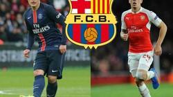 Top 10 ngôi sao có thể gia nhập Barcelona trong Hè 2017