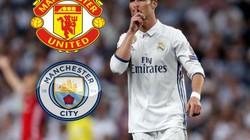 ĐIỂM TIN SÁNG (18.6): M.U và Man City quyết đấu vì Ronaldo