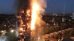 """Vì sao người trong nhà cháy London được yêu cầu """"ở yên""""?"""