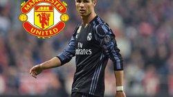ĐIỂM TIN TỐI (19.6): Giận Perez, Ronaldo nằng nặc đòi trở lại M.U